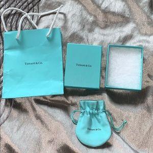 Tiffany & Co Empty Box Set